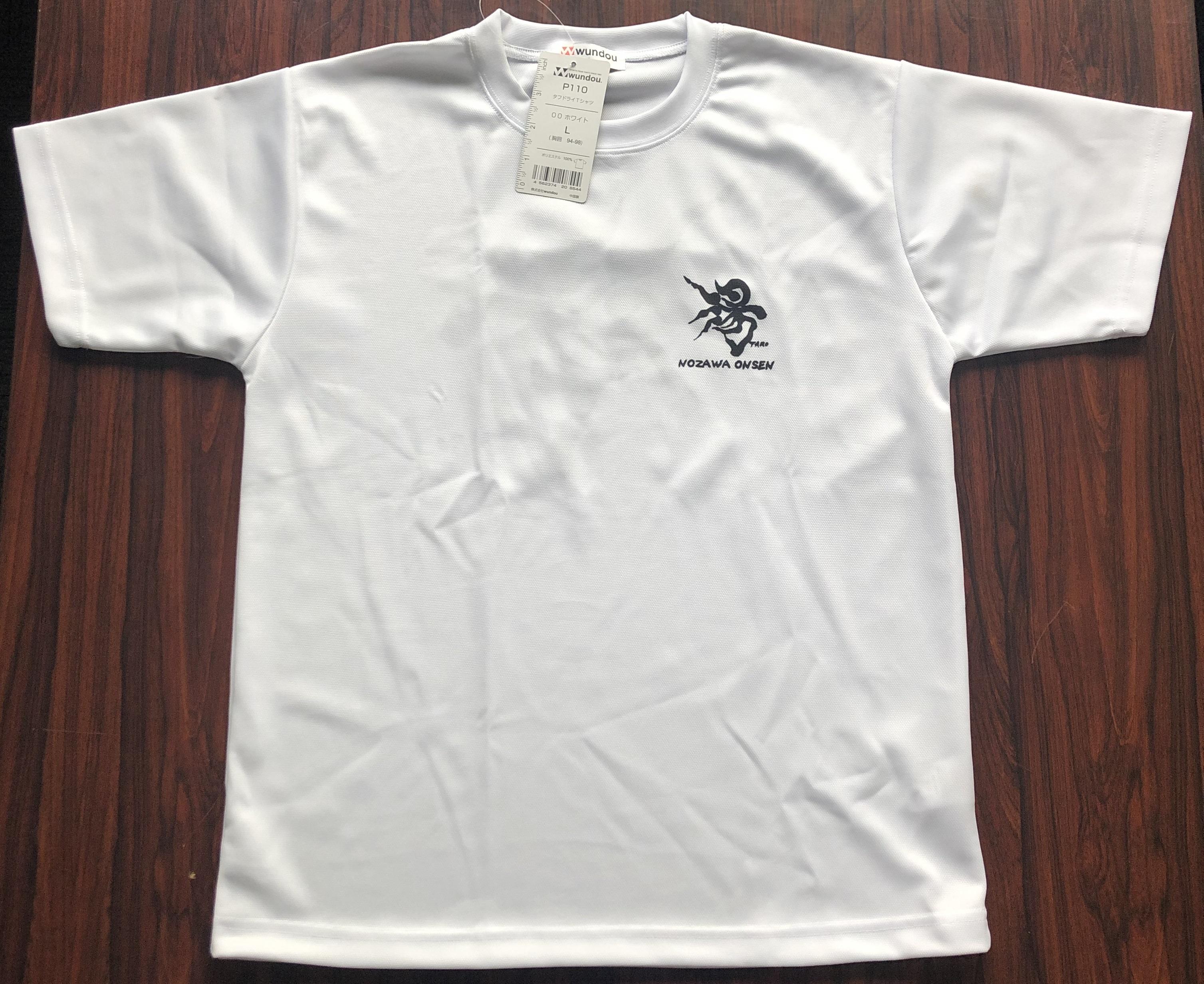 湯Tシャツ白L